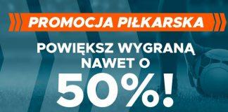 premia 50% betclic