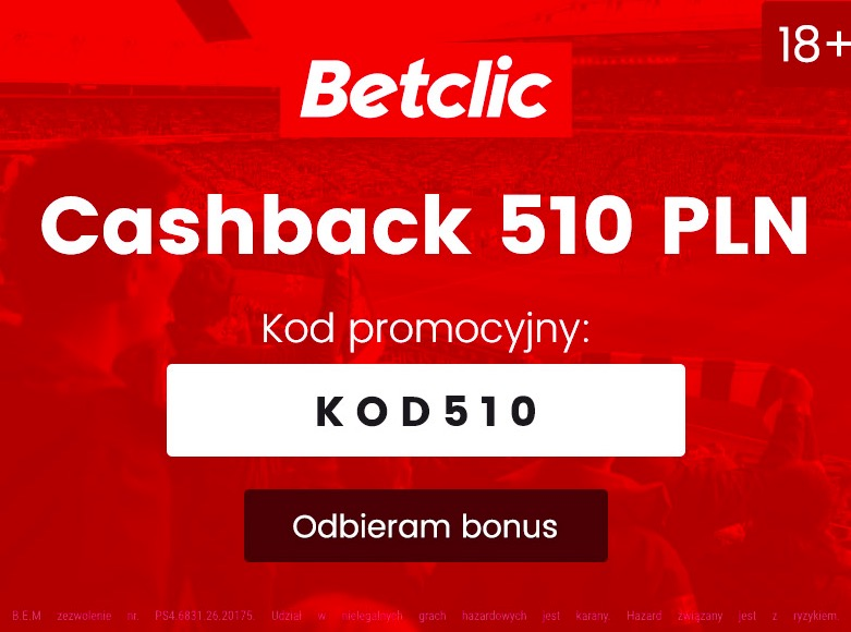 betclic kod510