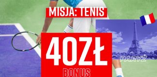 premia bonus ekstra środki tenis betclic