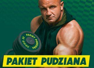 Mariusz Pudzianowski betfan promocja bonus