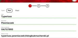 550 PLN zwrotu z kodem KOD550 za przegrany pierwszy kupon w Betclic