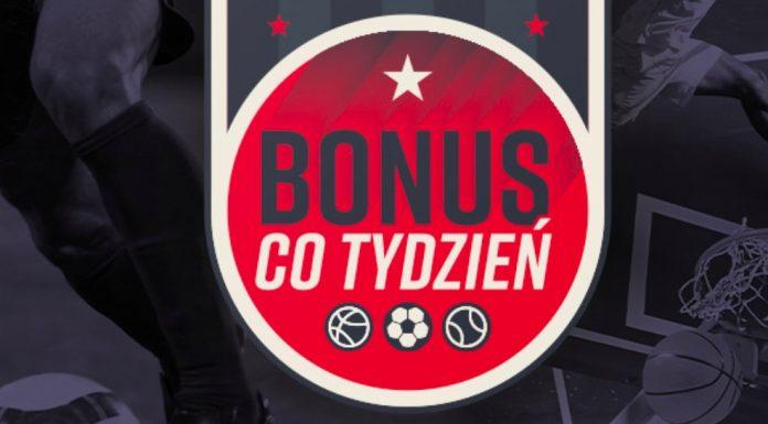 Bonus co tydzień - nawet 100 PLN w promocji w Betclic